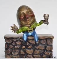"Deviled Egg ~5""H   $350.00"